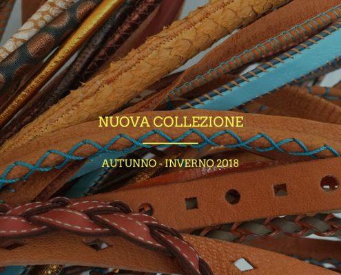 Nuova collezione accessori cuoio
