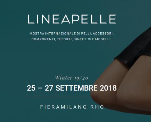 Lineapelle September 2018